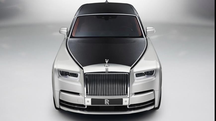 Rolls-Royce Phantom: la regina delle quattro ruote