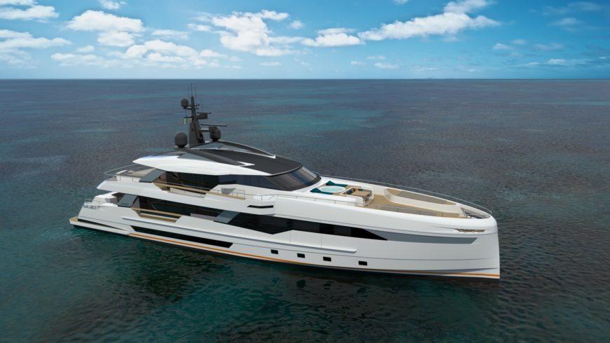 Wider aggiunge alla gamma dei suoi yacht il 130′