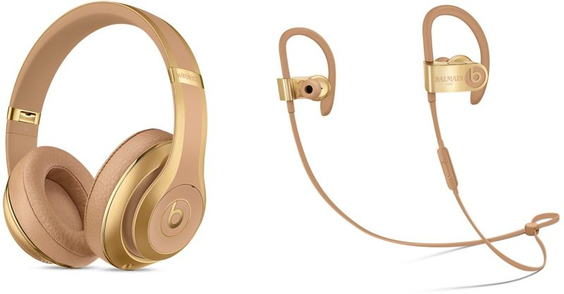 Apple sceglie Balmain : cuffie e auricolari Beats firmati