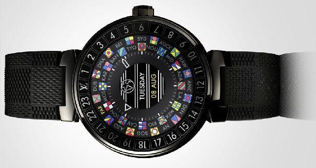 Uno smartwatch di lusso per gli appassionati di Louis Vuitton