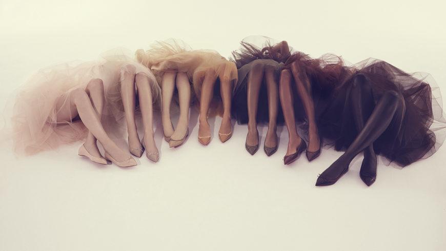 La nude collection di Christian Louboutin