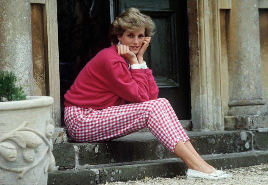 Off-White si ispira a Lady Diana