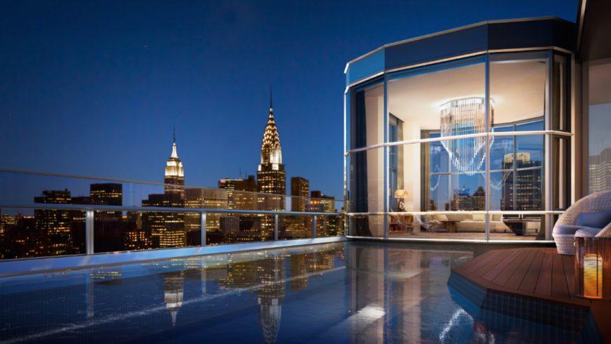 A New York i negozi cedono il posto alle case di lusso