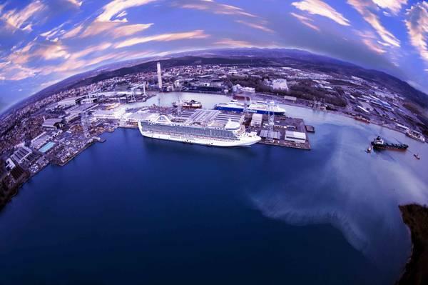 Silversea Cruises e Fincantieri: al via una nuova nave extra-lusso