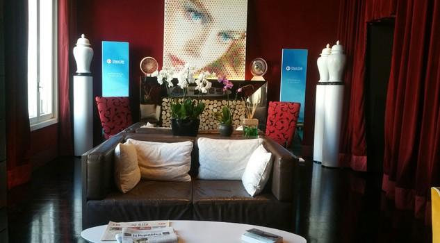 Club Lounge Diners alla mostra di Venezia: c'è sempre una prima volta