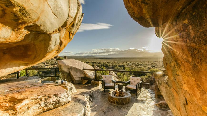 Sud Africa: ecco il resort ricavato dalla roccia