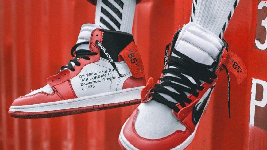 Off-White x Nike: a breve negli stores