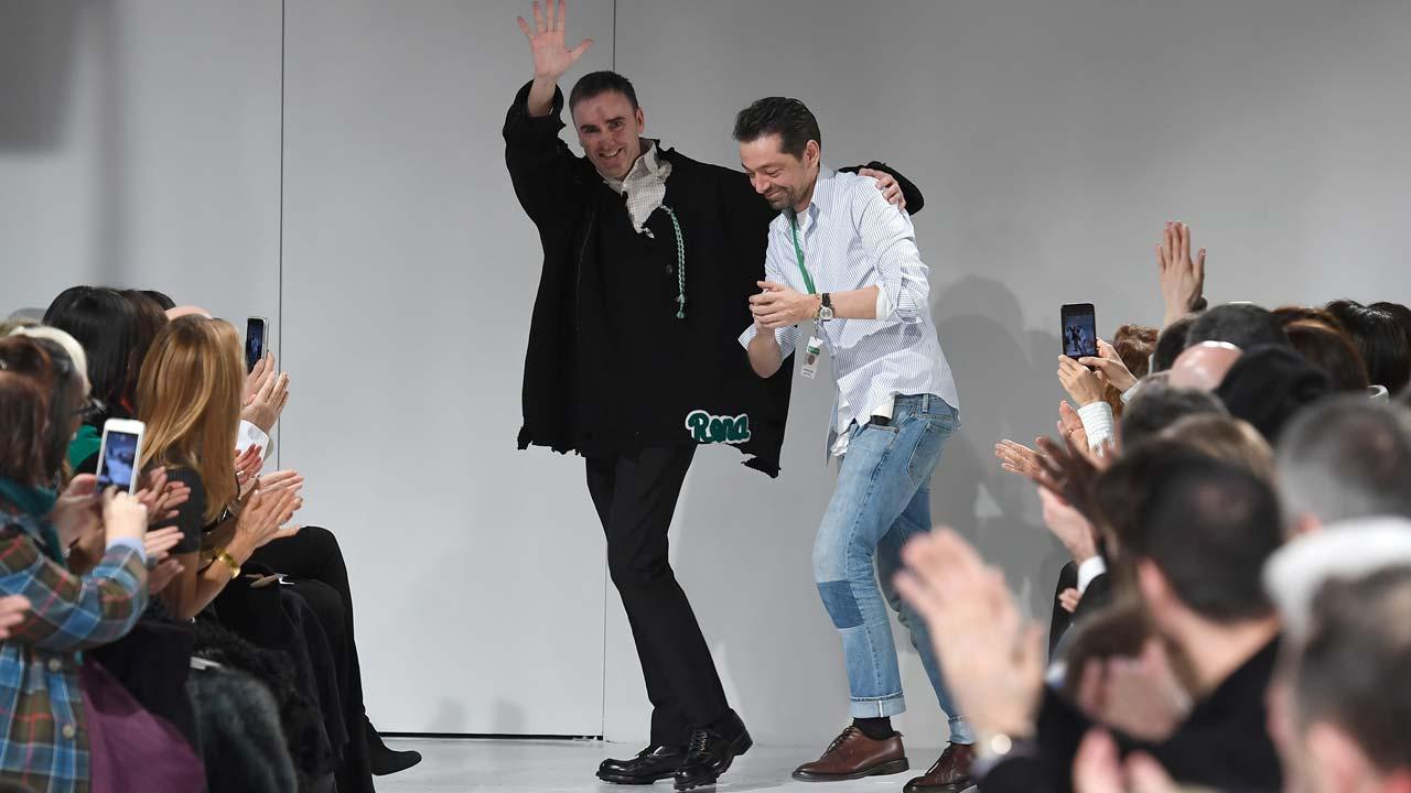 NYFW: i dettagli della sfilata Calvin Klein