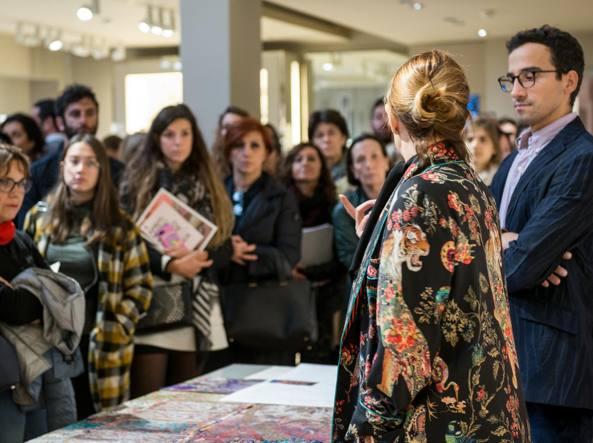Milano, 15mila visitatori per gli atelier degli stilisti