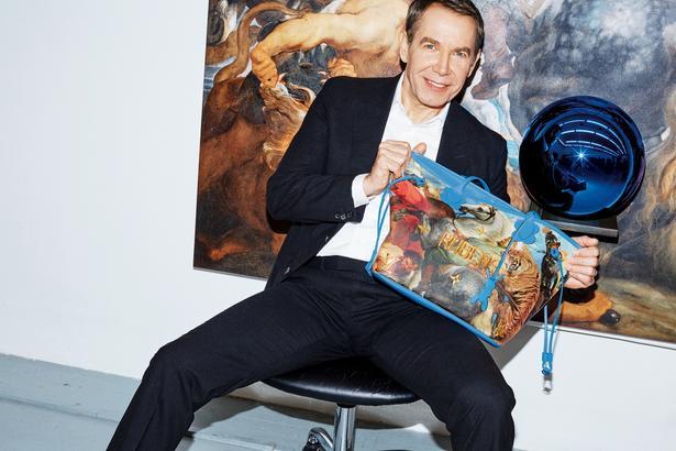 Louis Vuitton e Jeff Koons: la nuova capsule