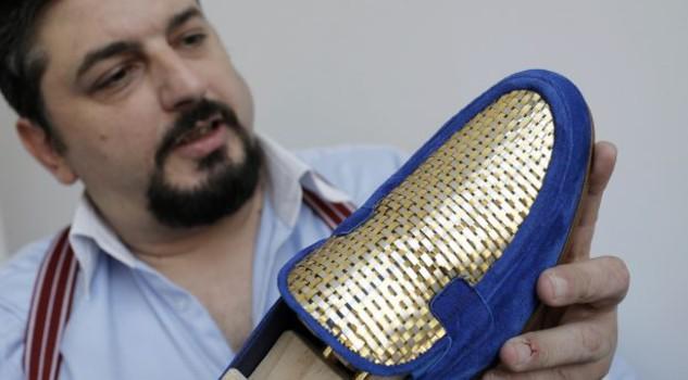 Scarpe in oro? Antonio Vietri soddisfa gli sceicchi