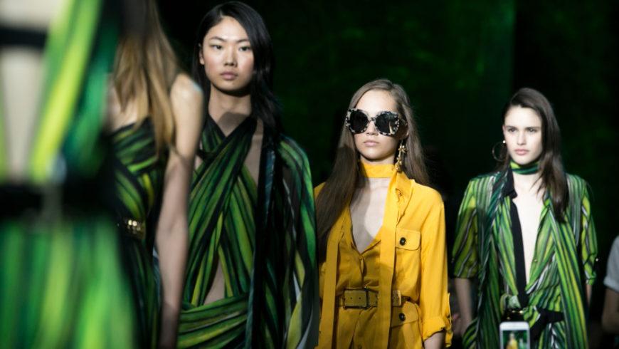 Elie Saab: il fashion show alla PFW