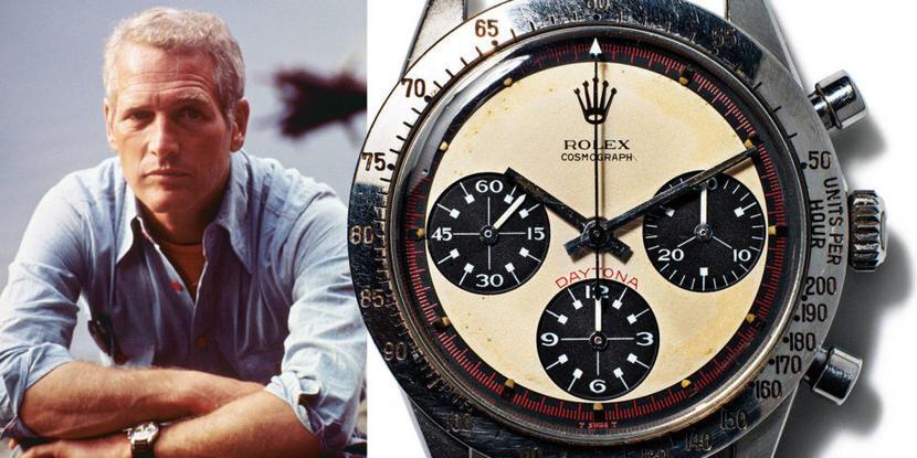 Record all'asta per il Rolex Daytona di Paul Newman
