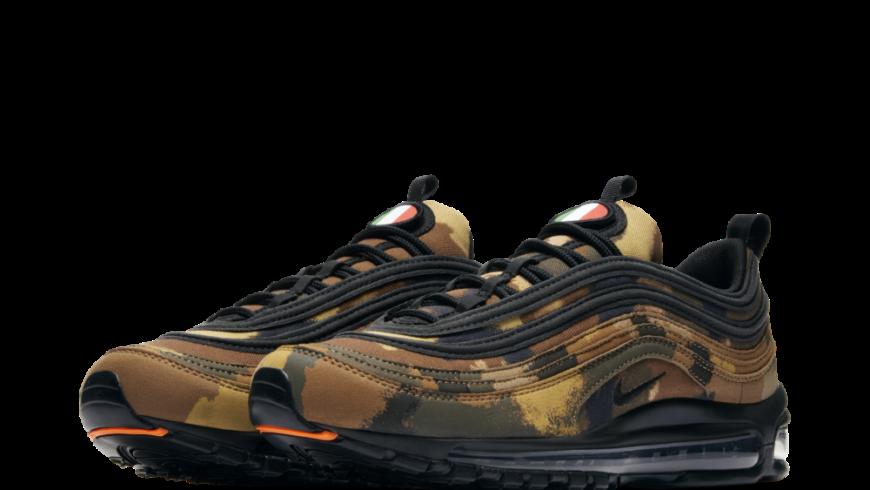 E' in arrivo la nuova Nike AM97 nella versione che rende omaggio all'Italia