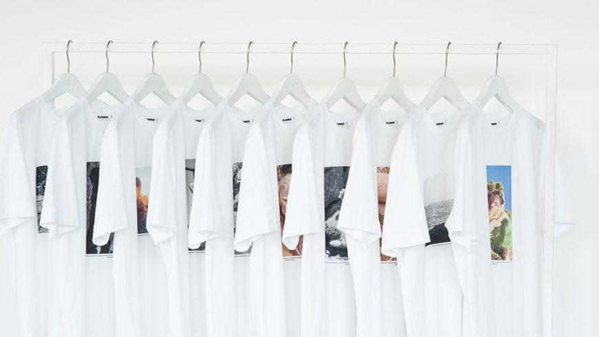 Le t-shirt di Jil Sander più cool del momento