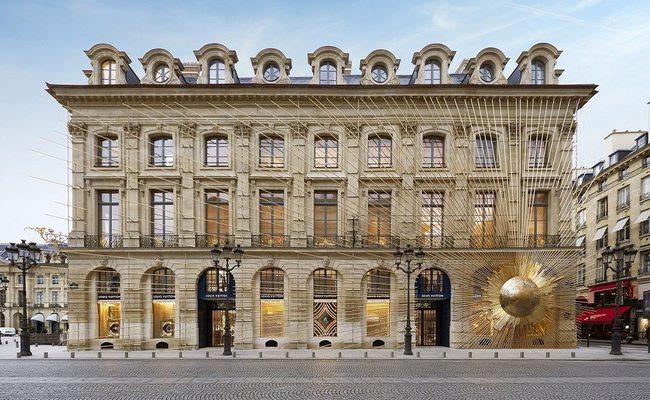 Parigi in cima alla classifica dei negozi di lusso