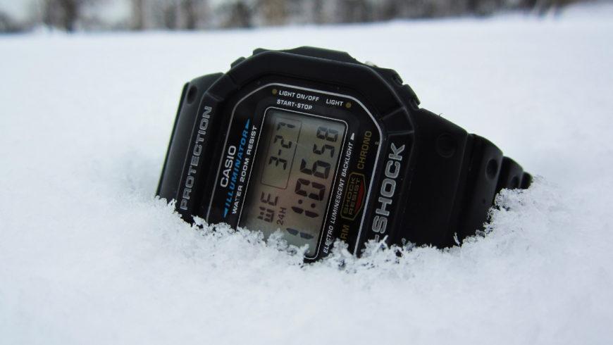 Il G-Shock nel Guinness dei Record: è l'orologio più resistente