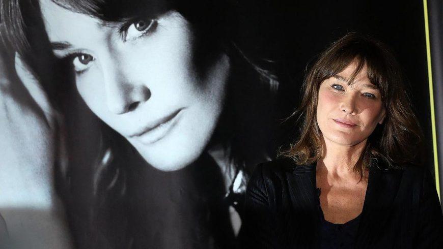 Carla Bruni, domani sono cinquanta!