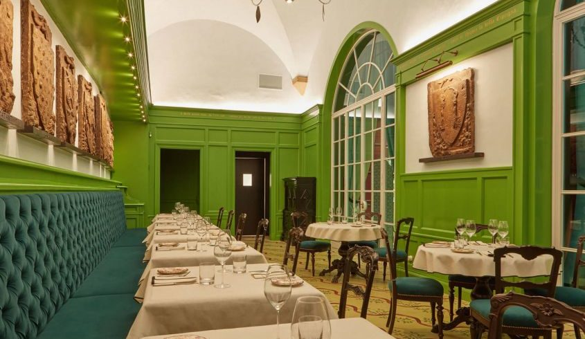 """The """"Gucci Osteria"""" in Florence"""