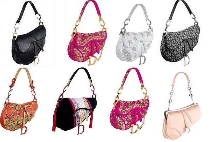 Dior Saddle Bag is back