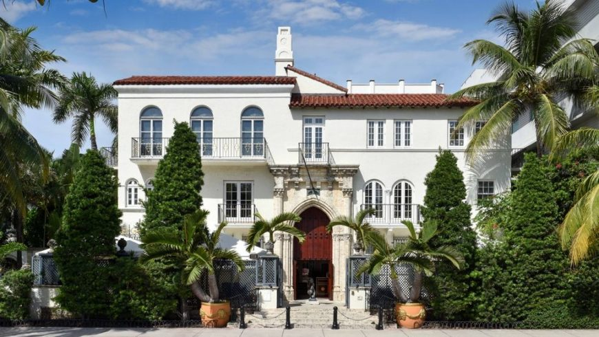 Gianni Versace's Miami mansion is now a luxury hotel