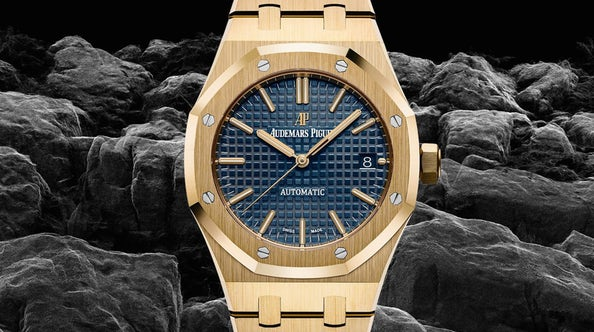 Luxury Watchmaker Audemars Piguet Embraces Second Hand