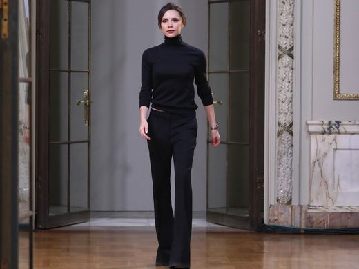 NYFW: It's a family affair for Victoria Beckham