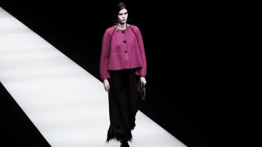 Giorgio Armani's inclusive fashion moment