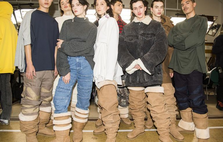 Ugg and Y/Project launch Over-the-Knee Ugg Boots