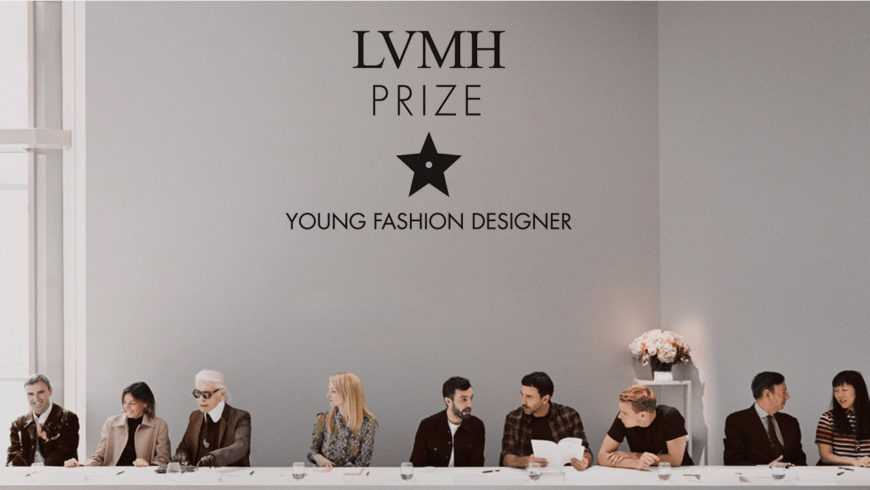 LVMH Prize announces the 20 semi-finalists