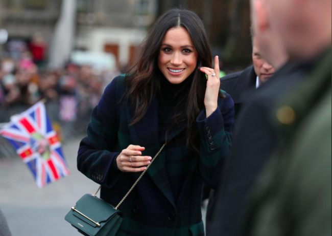 Who will get the nod to design Meghan's dress for UK royal wedding? Stella McCartney might be in pole position