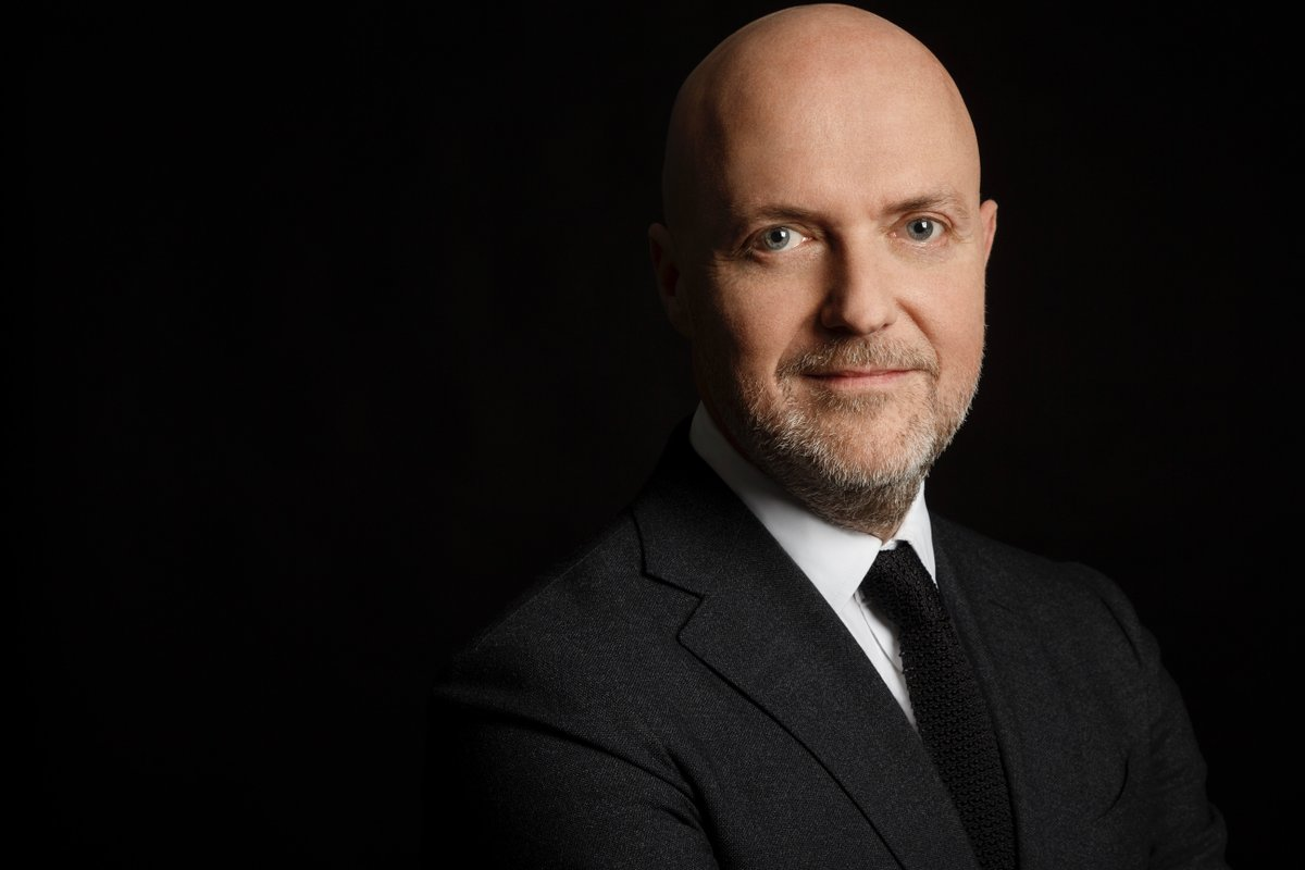 First day in charge for Pierre Louette, Named President and CEO of Les Echos-Le Parisien Group