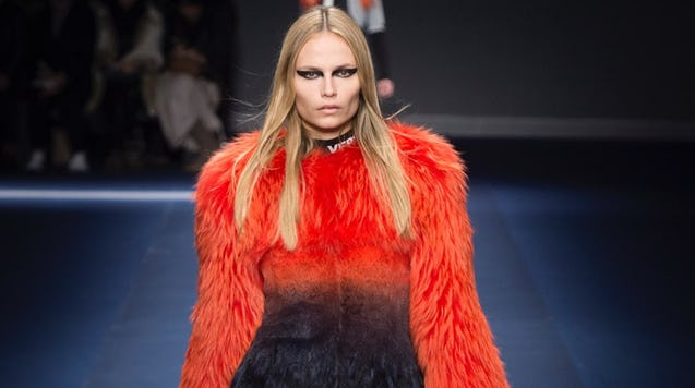 Versace and Furla Go Fur Free, as they announced