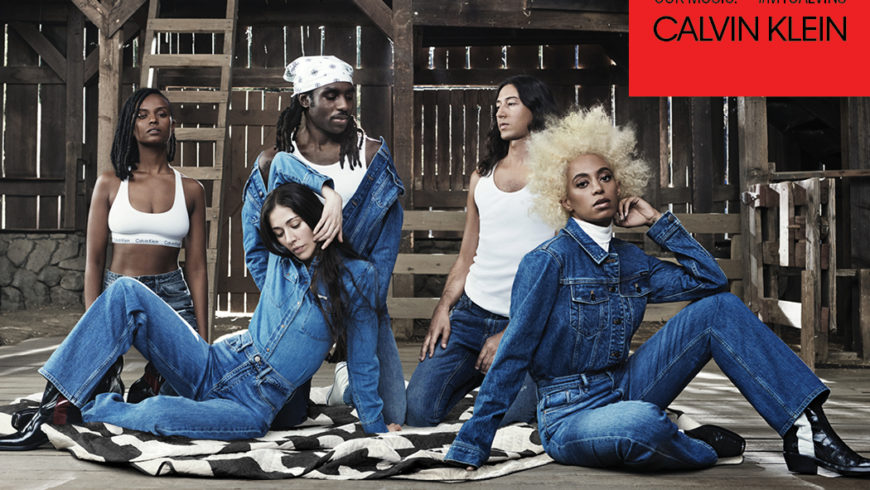Calvin Klein and the others  Betting on Denim Revival