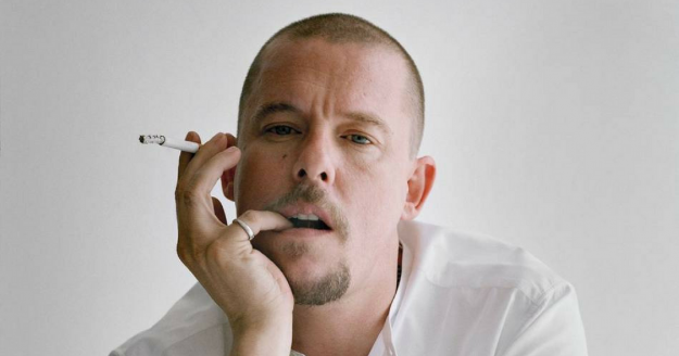 No one discovered Alexander McQueen. McQueen discovered himself