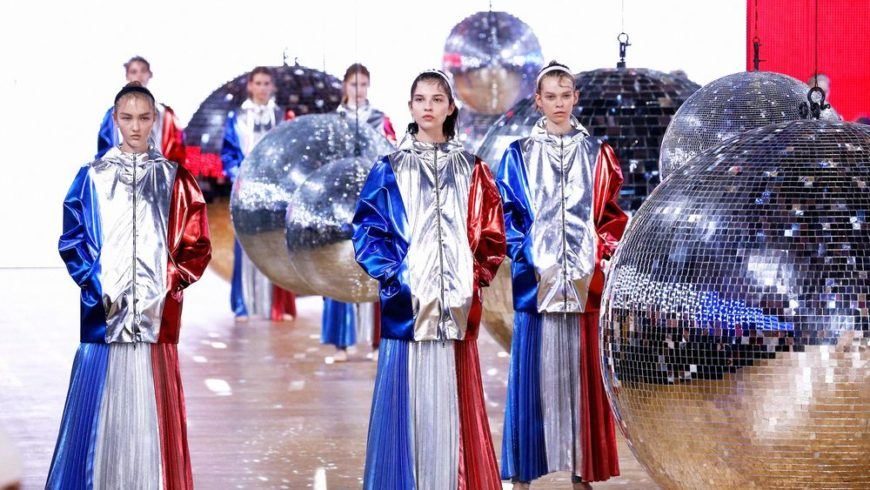 Ruffini has shown he can sell down luxury Moncler jackets in summertime
