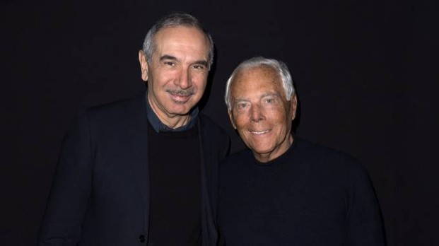 Giorgio Armani is the latest in sight: Carlo Capasa, president of the National Chamber of Fashion, reveals it