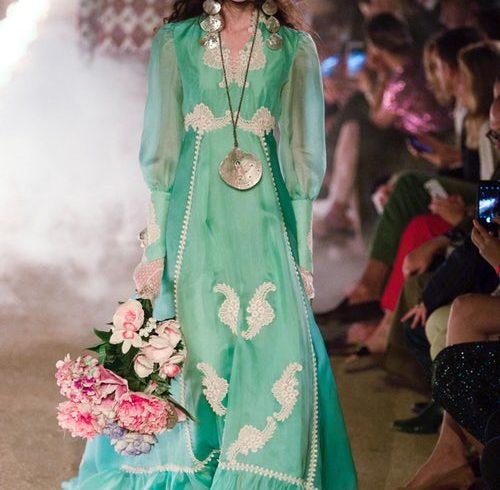 Transfiguring the Familiar at Gucci