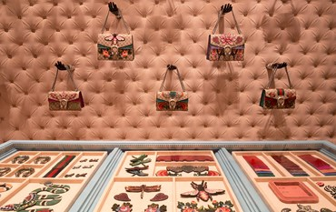 Customized pieces for the faithful of Gucci thanks to Diy