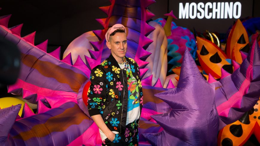 Moschino will present the co-ed Resort collection in Los Angeles