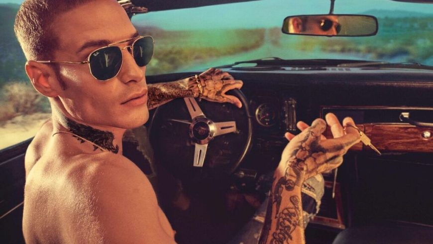 Ray-Ban, the new campaign is signed by Steven Klein