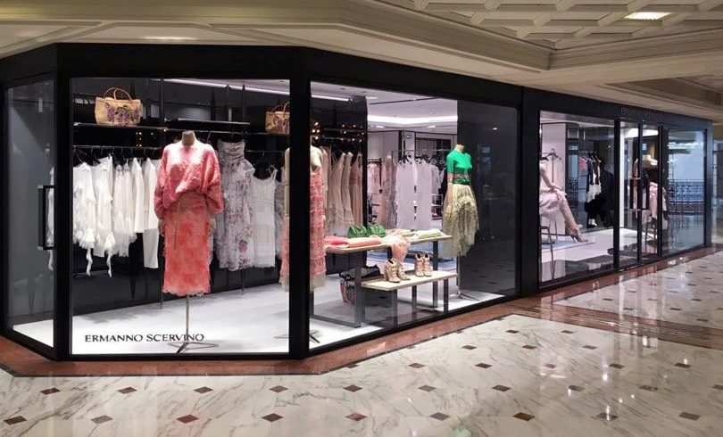 A new boutique for Ermanno Scervino, in the heart of Montecarlo