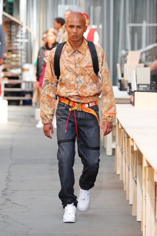 Heron Preston's SS19 Collection Is for the Pit Crew You Wish You Had