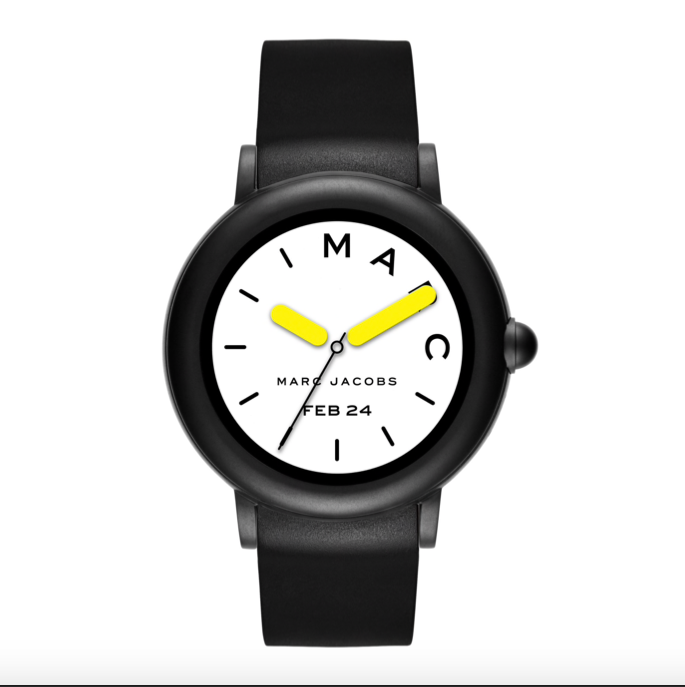 Marc Jacobs presents Riley Touchscreen, his first true smartwatch