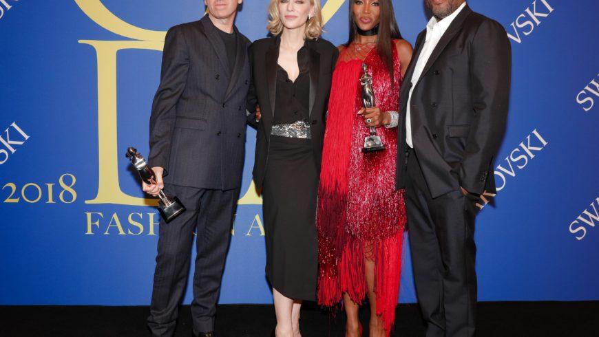 Supreme, Ralph Lauren, Raf Simons Honoured at the 2018 CFDA Awards