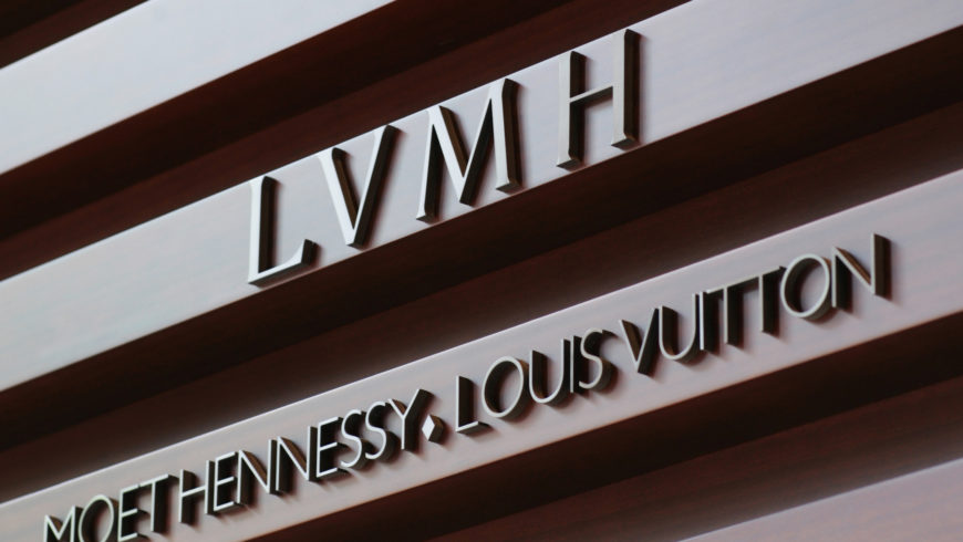 Lvmh, three billion profits in six months