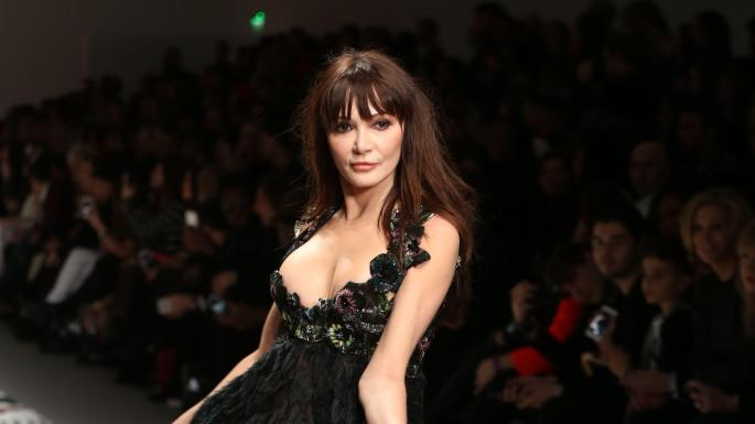Goodbye to Annabelle Neilson, muse of Alexander McQueen