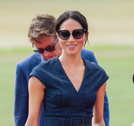 Clash in the family for Meghan and Harry: here's what he puts on the Duchess