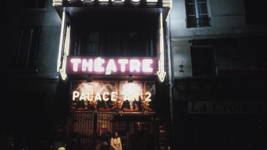 Gucci will be the first fashion house to show at the Theater Le Palace in Paris