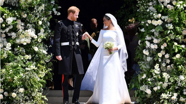 Meghan Markle's Givenchy Wedding Dress to Go on Display